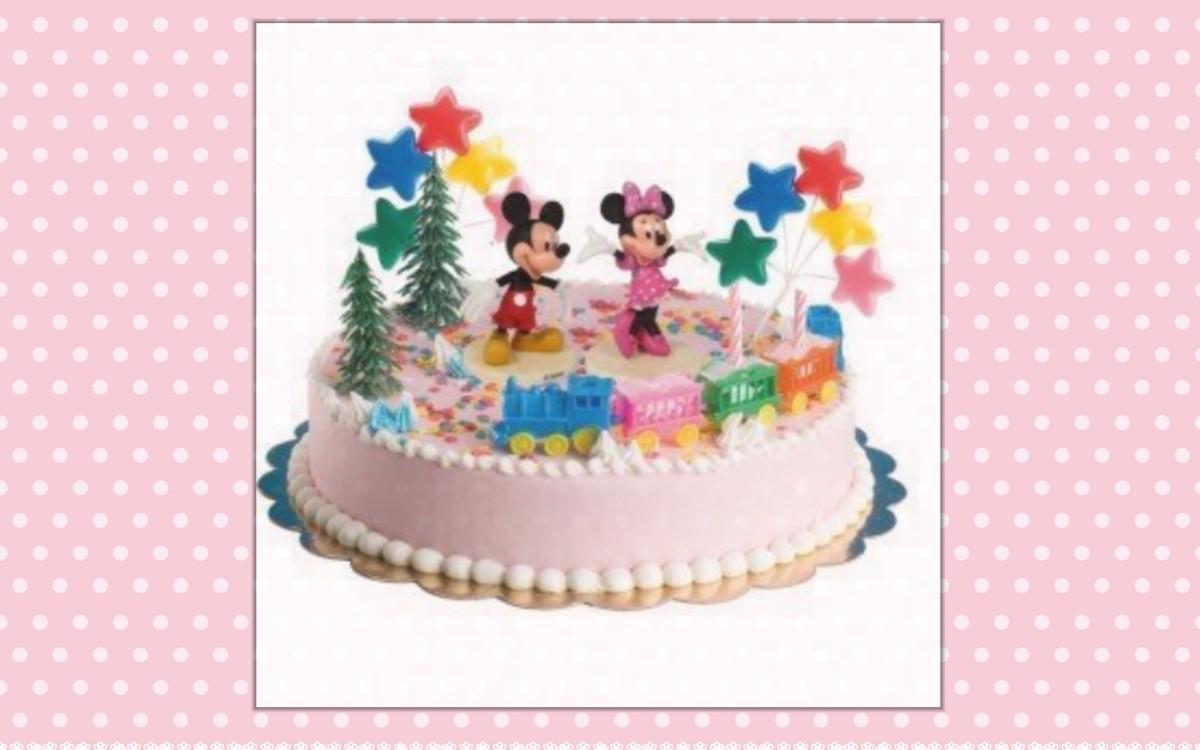 Decorazioni in plastica per dolci torte e pasticceria for Decorazioni torte vendita
