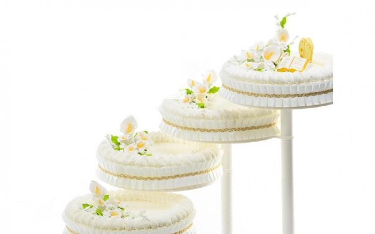 Decorazioni torte comunione e cresima for Decorazioni torte per cresima