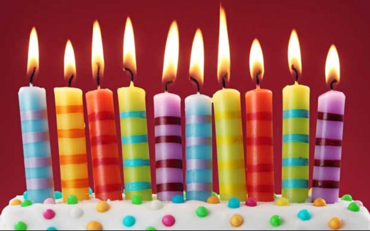 Candele Per Torte Di Compleanno Online
