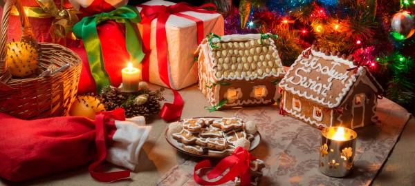Decorazioni natalizie 2017
