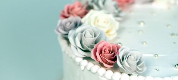 Torte decorate con fiori in zucchero!