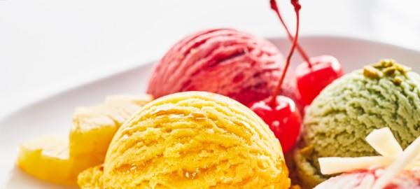 Un fresco peccato di gola il gelato