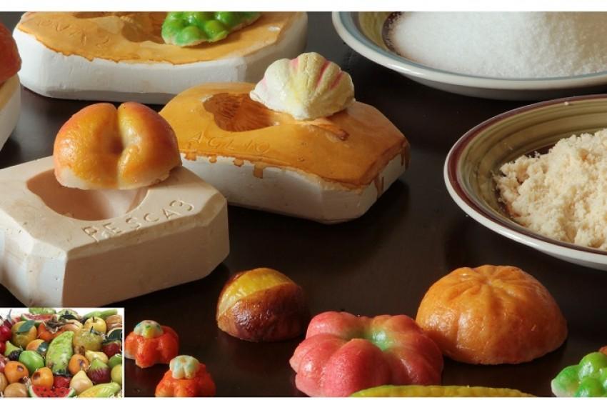 Scegli gli stampi per frutti di marzapane!