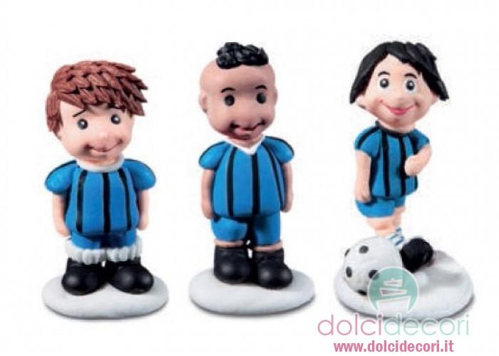 Calciatori Inter in zucchero