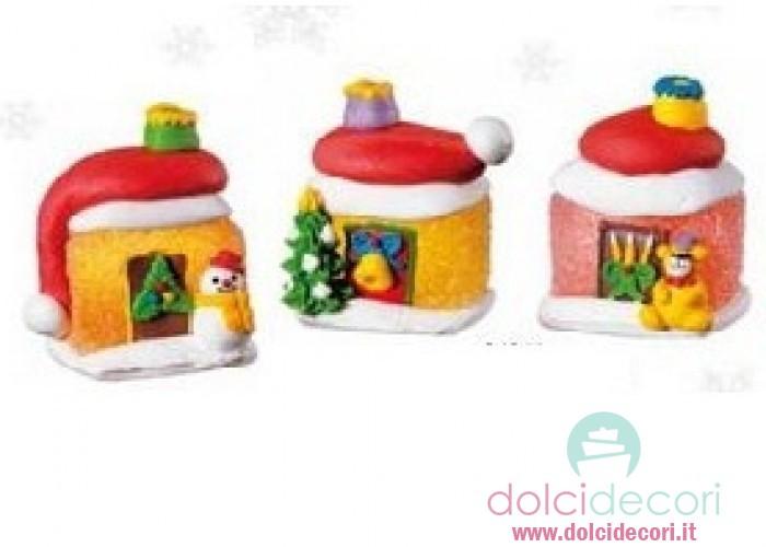 Decorazioni torte e dolci · Decorazioni Natalizie  Decorazioni case  cappello Natale. Decorazioni case cappello Natale c75490cf164e