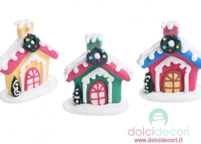 Casette in zucchero e gelatina per dolci e torte b03e4bdca843