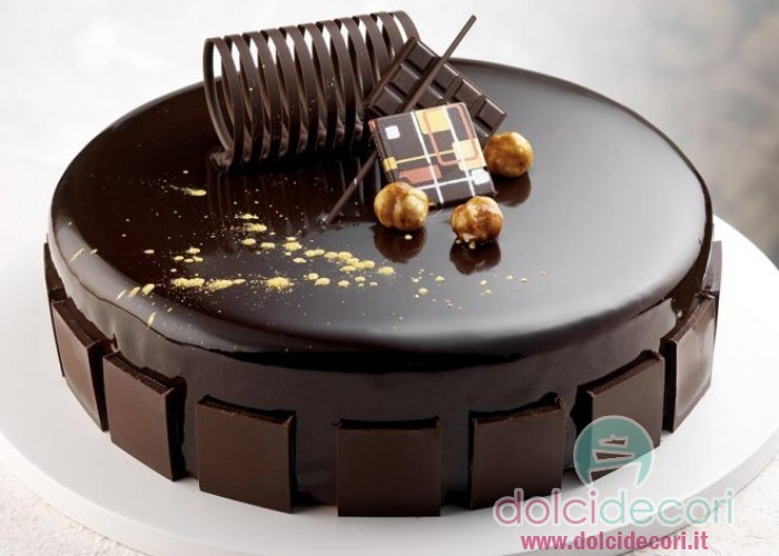 Cacao Glassa Brillante Gel