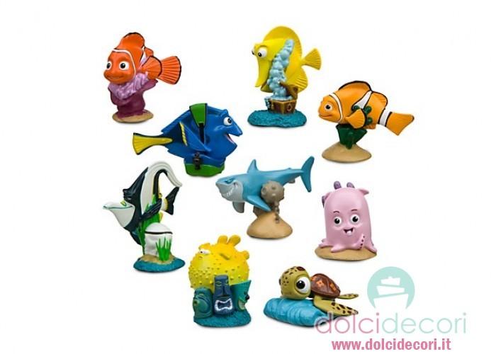 Soggetti Disney Nemo per torte compleanno bambini