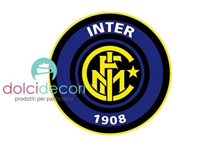 Scudetto Inter in zucchero