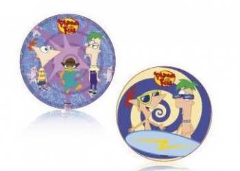 Cialde per torte Phineas and Ferb