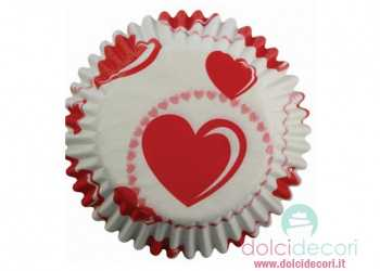 Baking Cups cuore