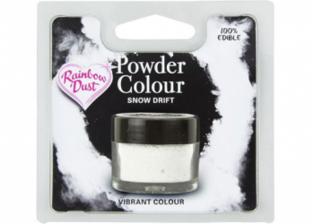 Colorante rainbow dust Bianco