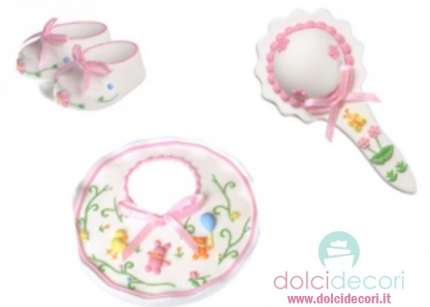 Set battesimo bimba