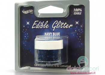 Colorante rainbow dust glitter blu