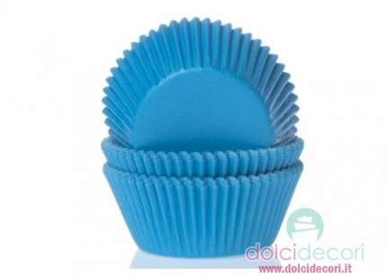 House of Mary baking cups azzurro