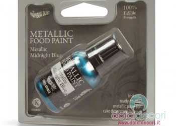 Colorante metallico blue