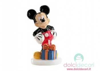 Candelina Disney Mickey Mouse