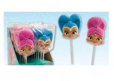Shimmer & Shine lollipos